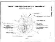 Perkins-Elmer concept for LM modifications to carry out laser communications test.