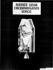 Saturn-B1 Launched Manned Lunar Orbiter