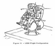 Example of a Lunar Escape System design